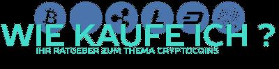 Wie kaufe ich Kryptowährungen? Logo